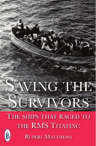 Titanic Saving the Survivors - Cover