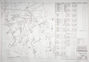 1945-Aldermaston-Record-Site-Plan-263-45