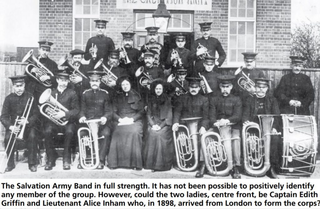 Salvation-Army-Band
