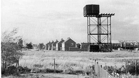 Barry Howard's Memories - water towers