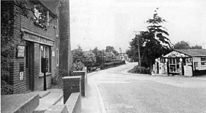 Barry Howard's Memories Post Office